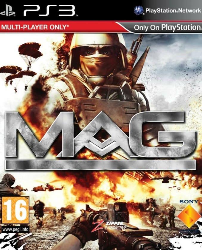 Обзор игры MAG