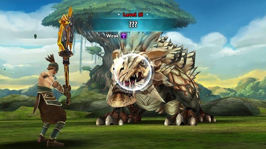 Обзор игры Monster Blade