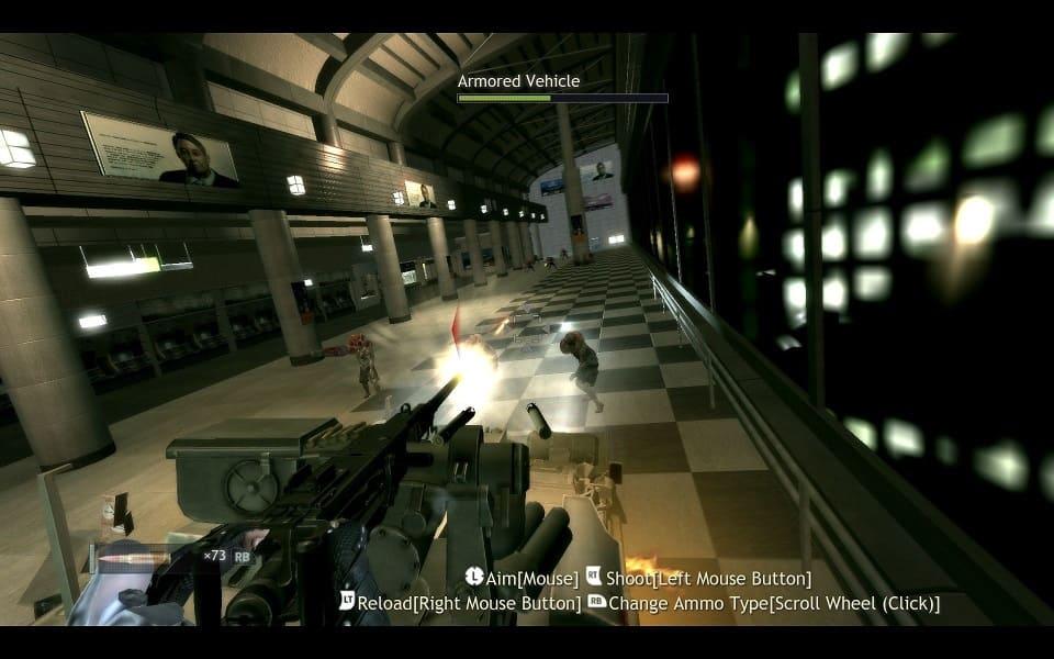 Обзор игры Ninja Blade