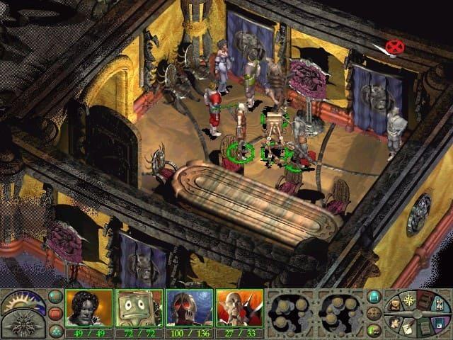 Обзор игры Planescape: Torment