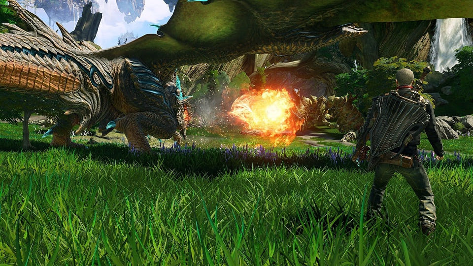 Обзор игры Scalebound