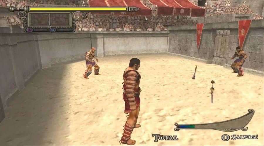Обзор игры Shadow of Rome