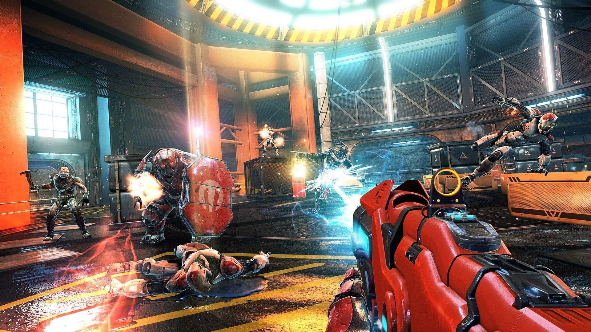 Обзор игры Shadowgun Legends