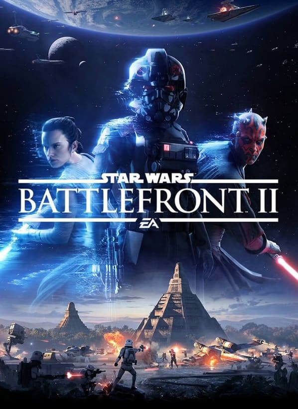 Обзор игры Star Wars: Battlefront 2