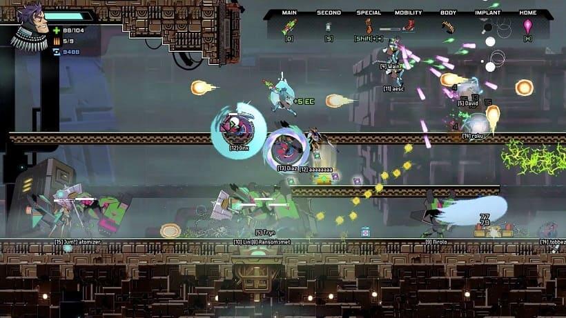Обзор игры StarBreak
