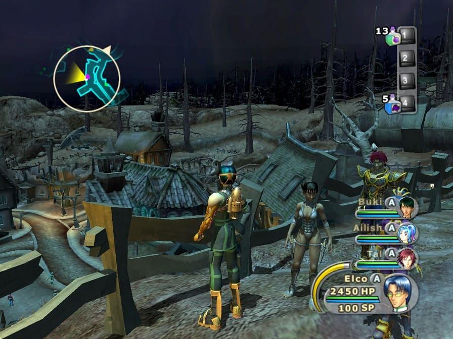 Обзор игры Sudeki